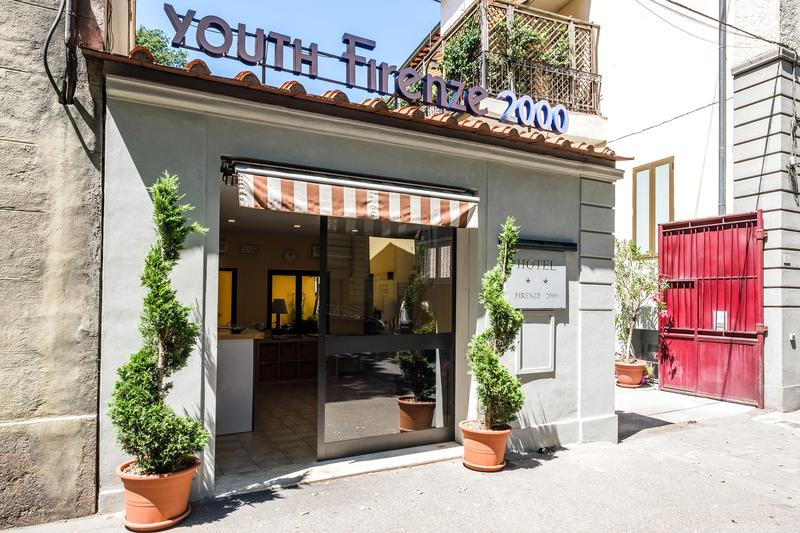 HOTEL - Youth Hotel Firenze 2000