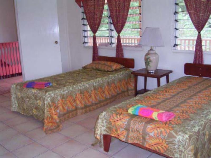 Samoan Village Accommodation