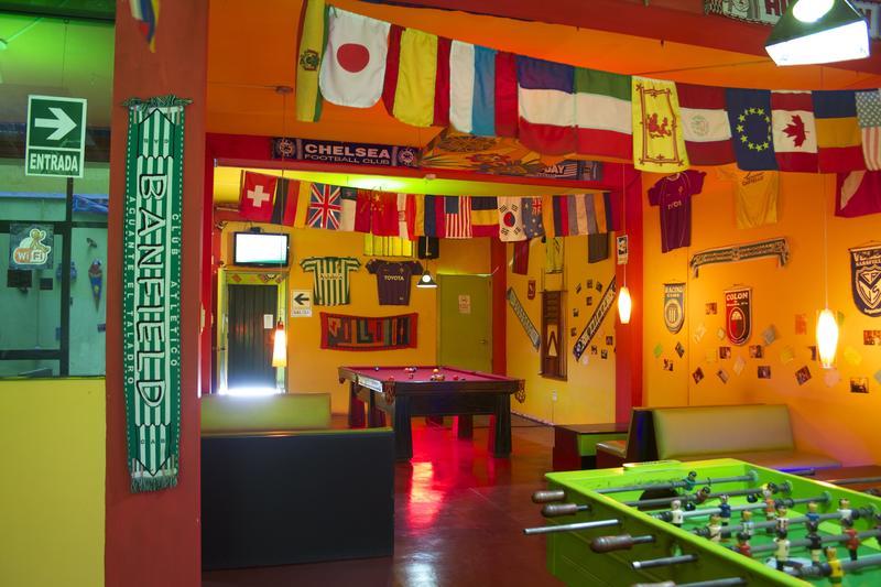 HOSTEL - Pay Purix Hostel - Lima Airport
