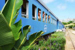 Santos Express Train B&B