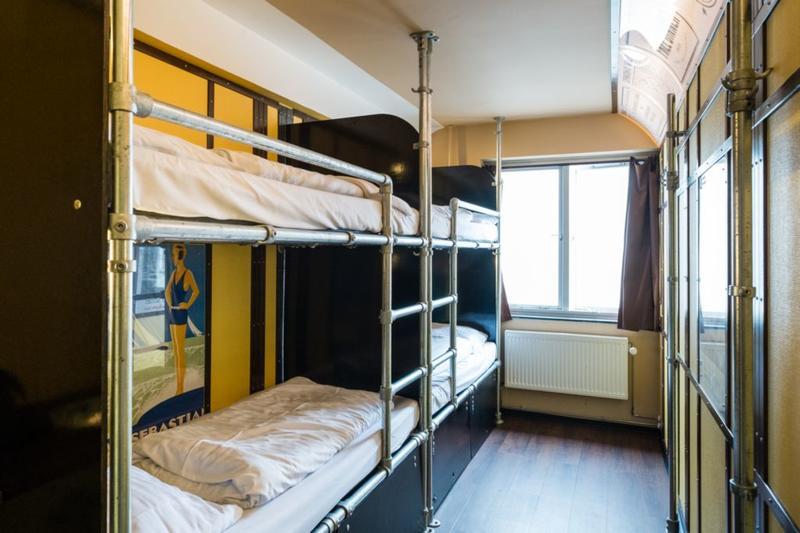 HOSTEL - Copenhagen Downtown Hostel