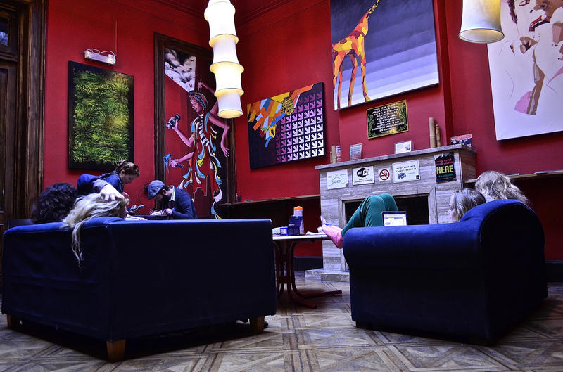 HOSTEL - Art Factory San Telmo