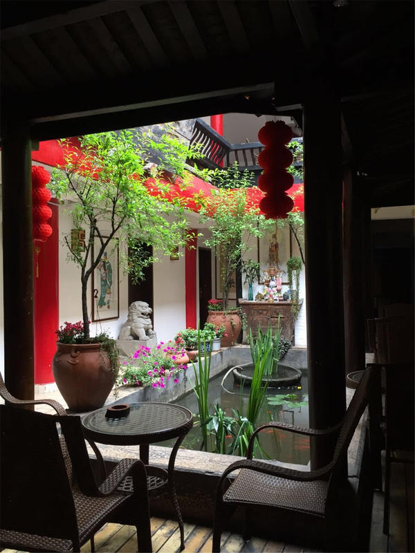 Dragon Town Sichuan-Style Hostel