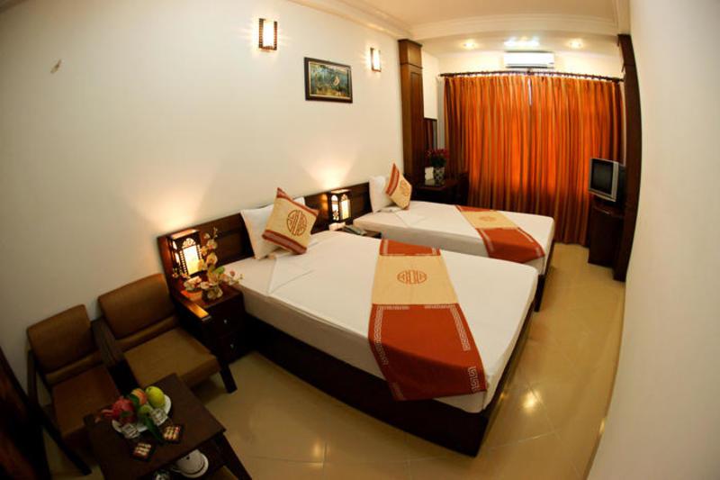 HOSTEL - Hanoi Street Hotel
