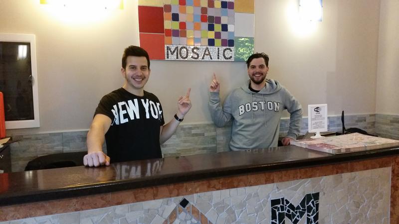 Mosaic Hostel