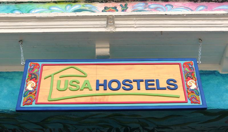 USA Hostels Ocean Beach