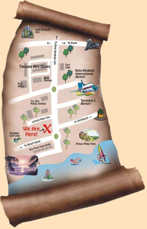 Borneo BeacHouse (Backpackers)