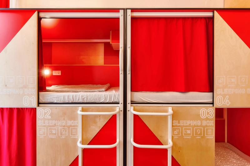 HOSTEL - Adagio Hostel 1.0 Oktogon
