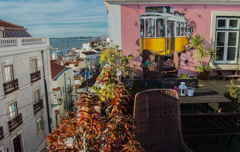 Alfama Patio Apartments