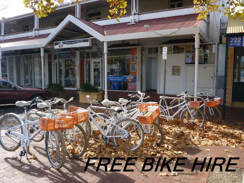 HOSTEL - Adelaide Travellers Inn