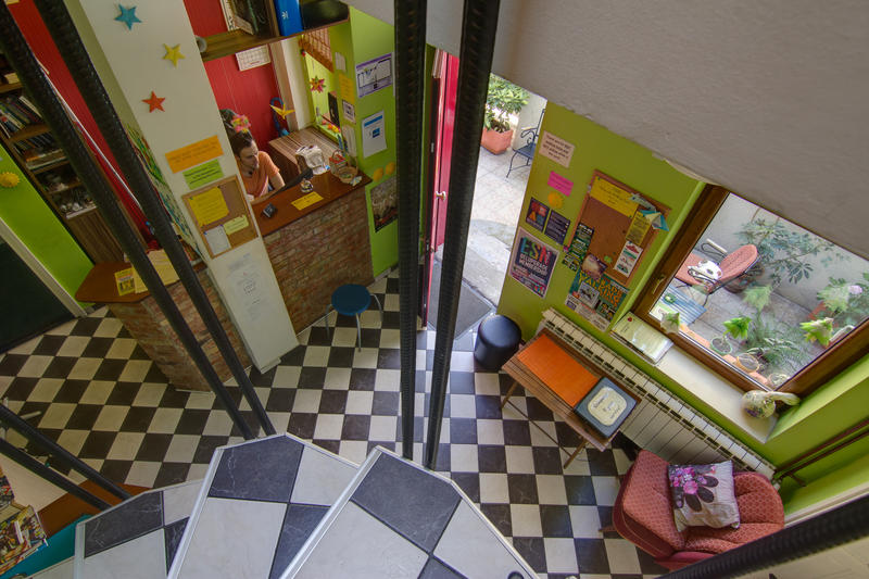 HOSTEL - Manga hostel