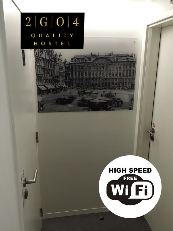 Brussels 2GO4 Quality Hostel Grand Place
