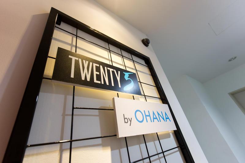 TWENTY5 by OHANA