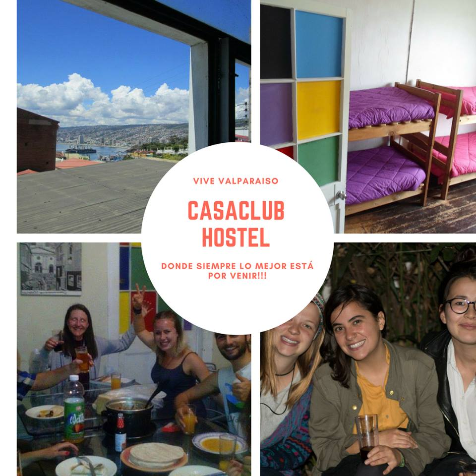 HOSTEL - Casaclub Hostel