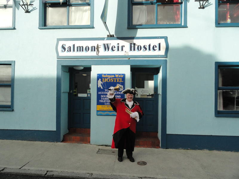 Salmon Weir Hostel