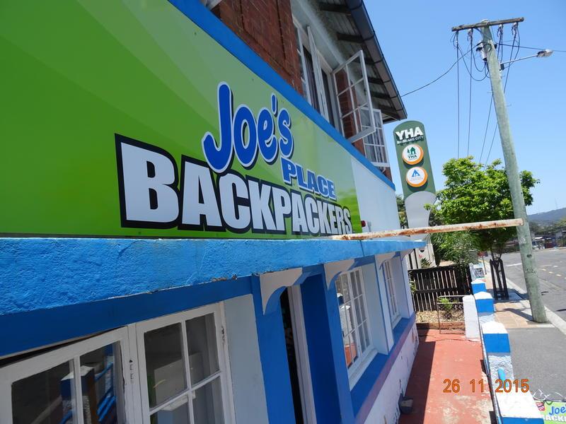 Joe's Place Backpackers