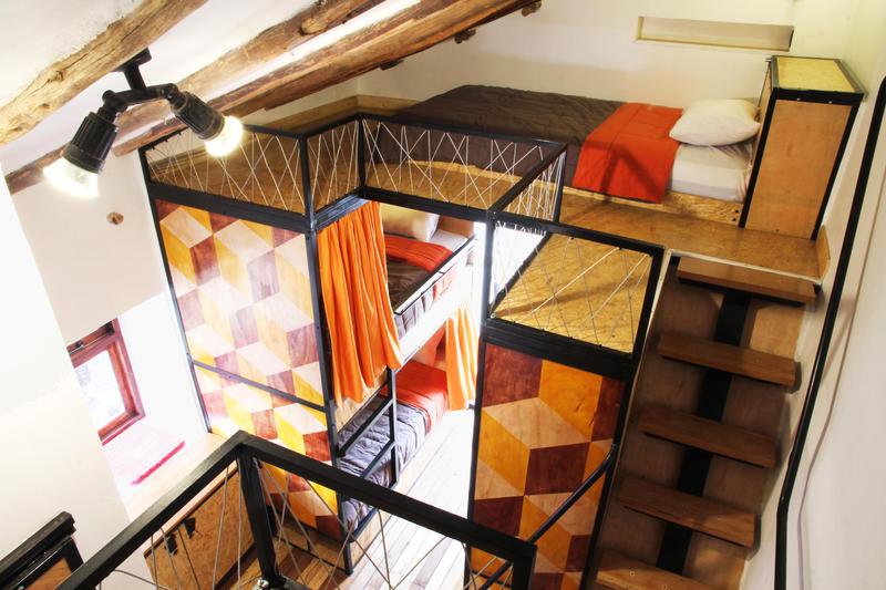 Supertramp Hostel Cusco