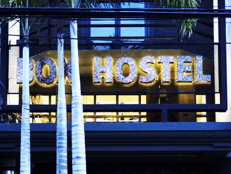 HOSTEL - Box Hostel n Cafe