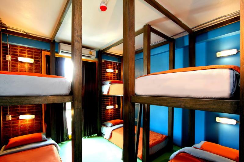 Chic Hostel Bangkok