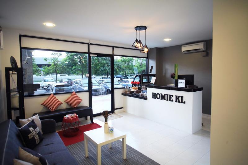 HOSTEL - Homie KL