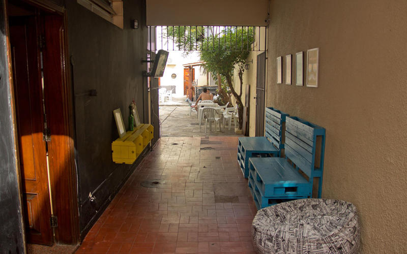 Quintal do Maracana Hostel