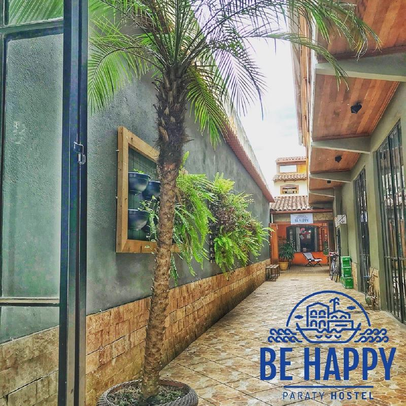 Be Happy Paraty Hostel