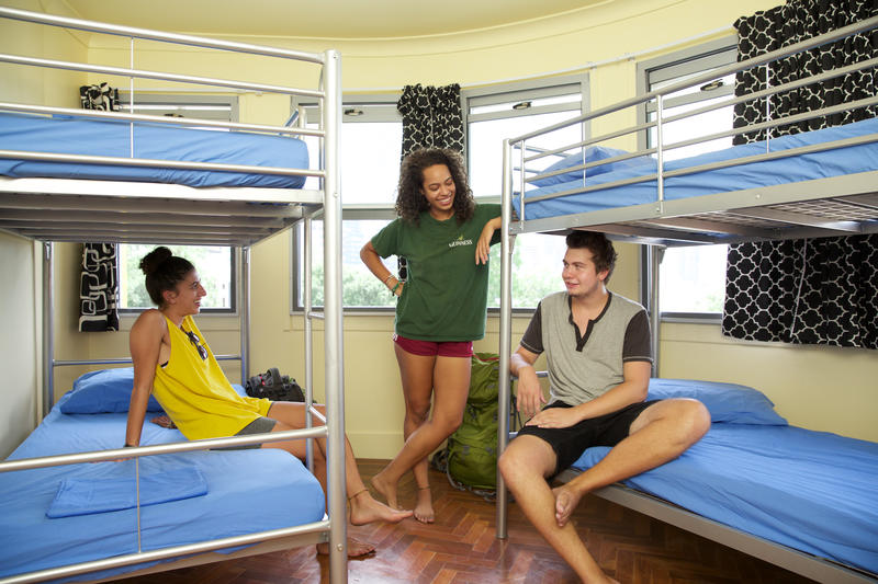 HOSTEL - Big Bird Backpackers