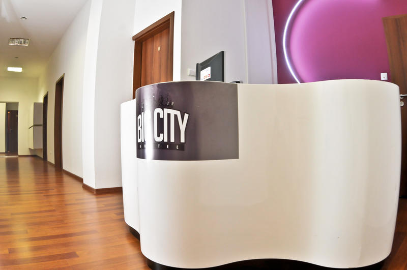 Big City Hostel
