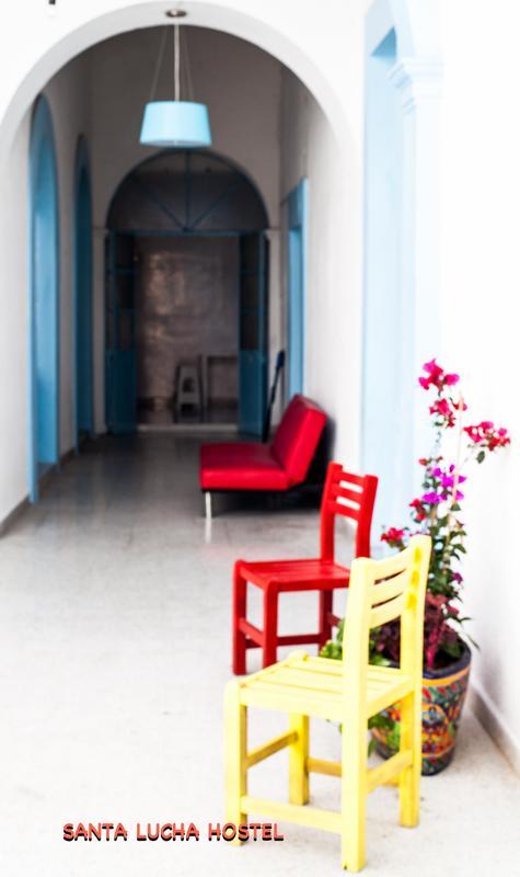 Santa Lucha Hostel