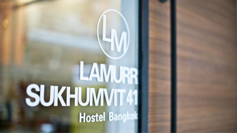 HOSTEL - Lamurr Sukhumvit 41