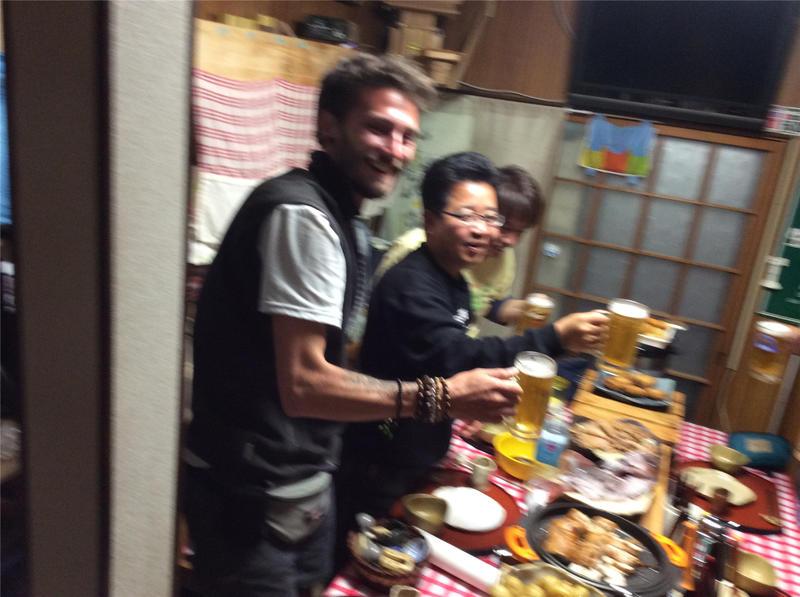 Hojo Suigun Youth Hostel