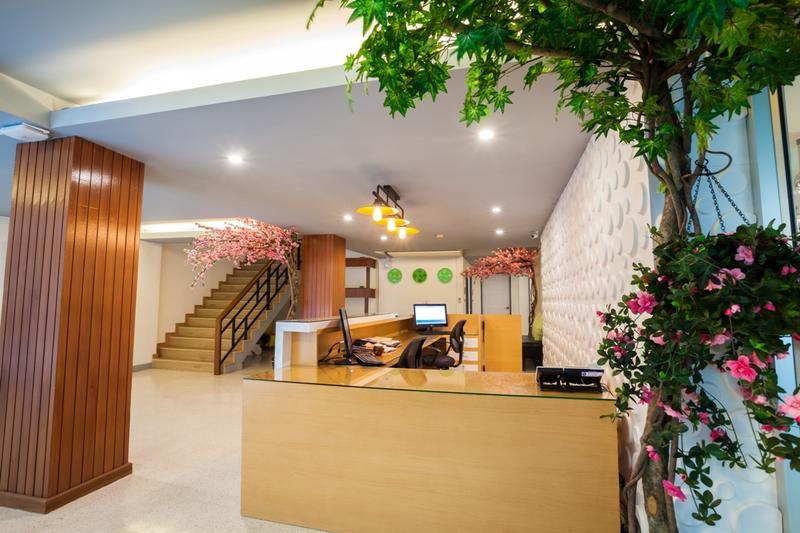 Admire Thonburi Hotel Bangkok