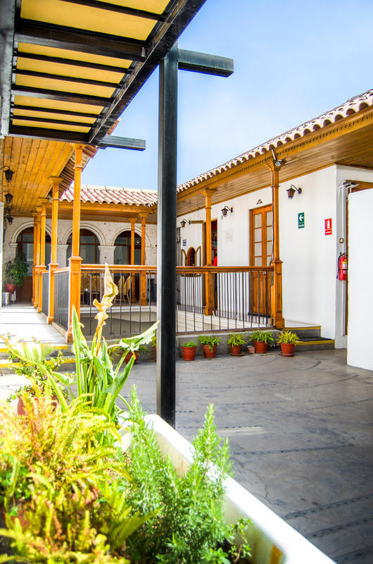 Le Foyer Hostel Arequipa
