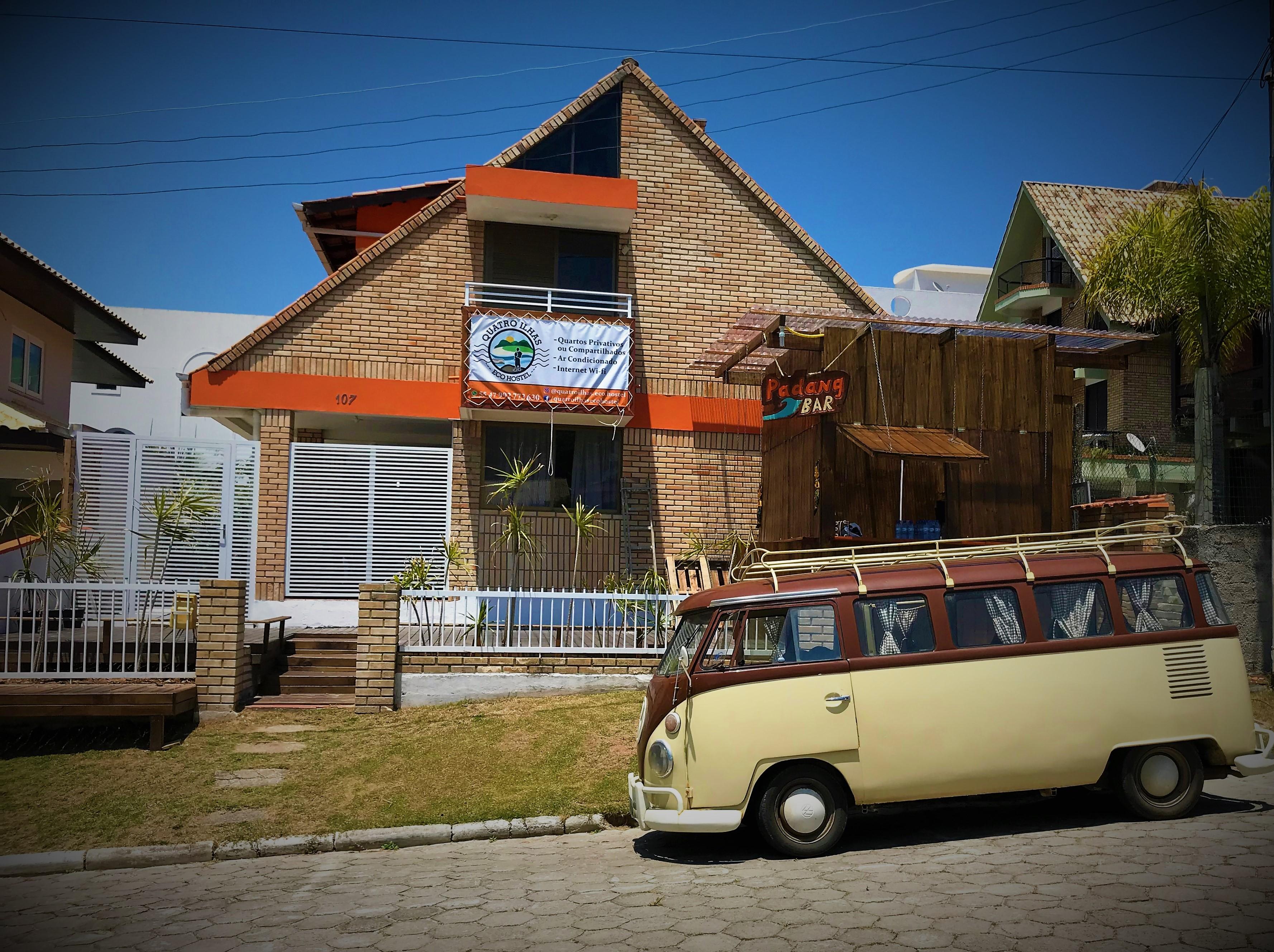 Quatro Ilhas Eco Hostel