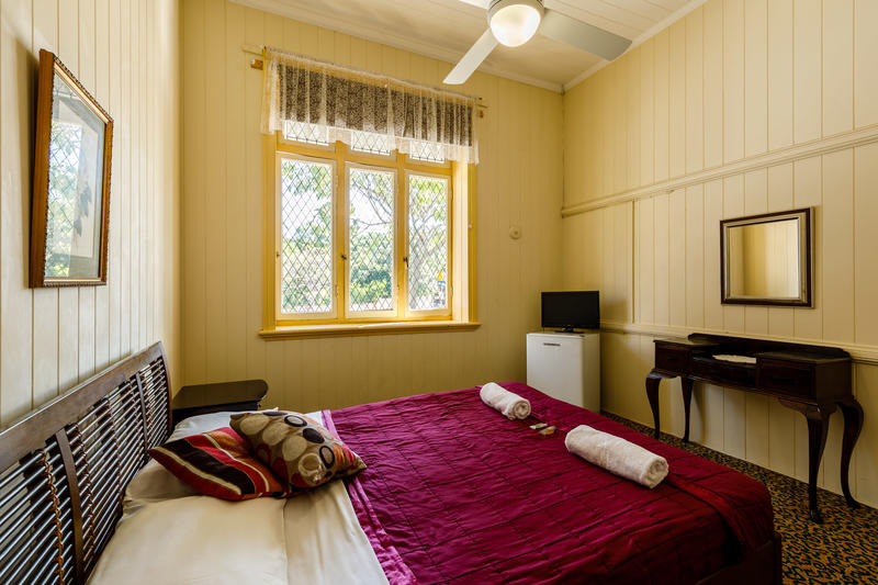 Bowen Terrace Accommodation