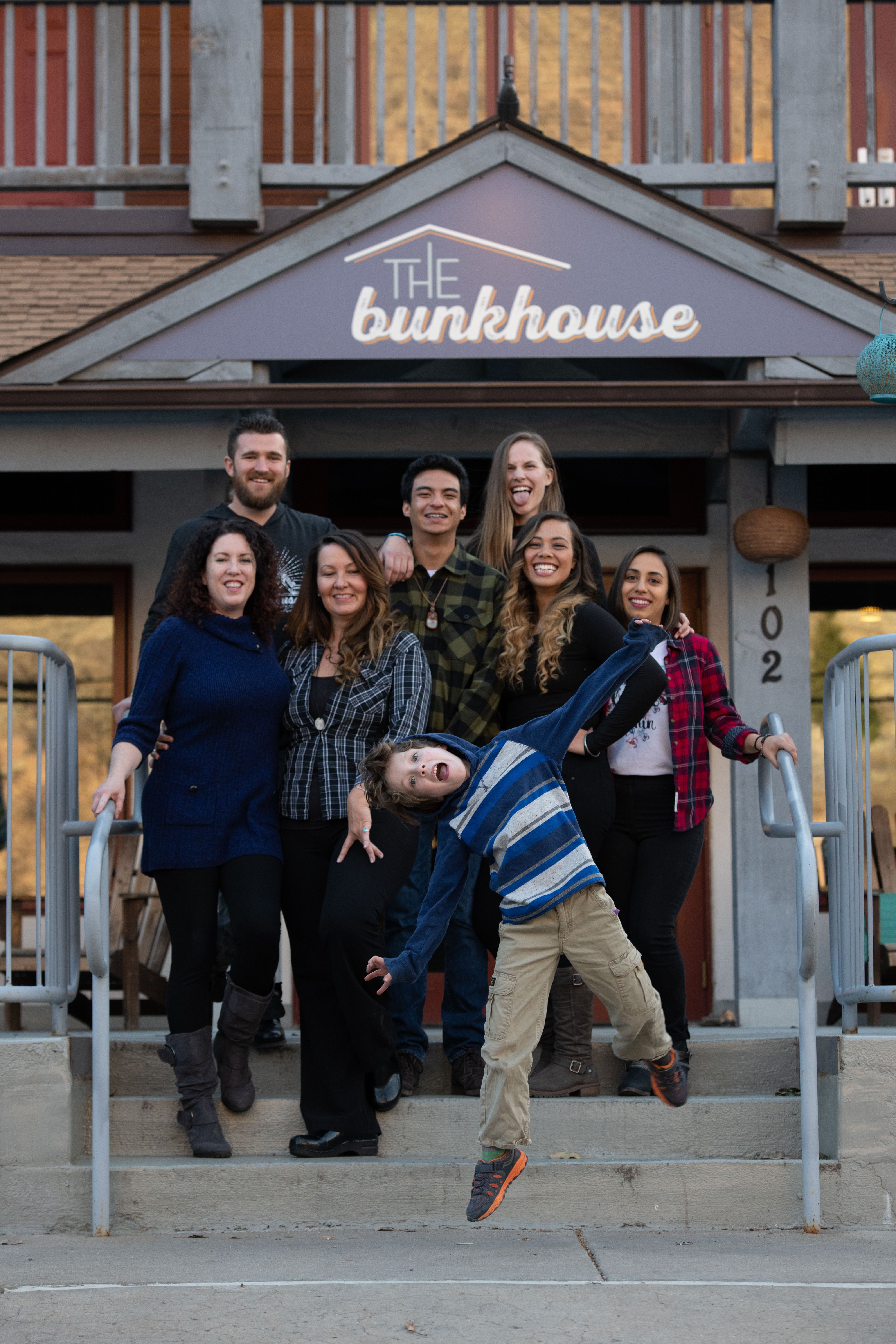 The Bunkhouse