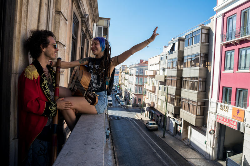 Sant Jordi Hostels - Lisbon