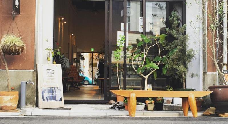 HOSTEL - Tokyo Hutte