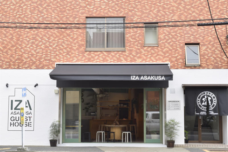 Iza Tokyo Asakusa Guesthouse