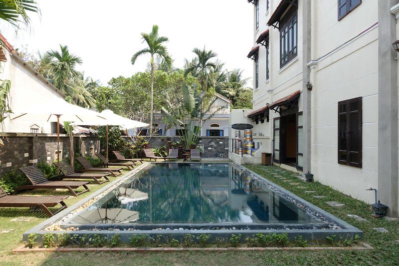 Paddy's Hostel & Bar Hoi An
