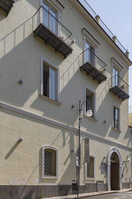 Seven Hostel