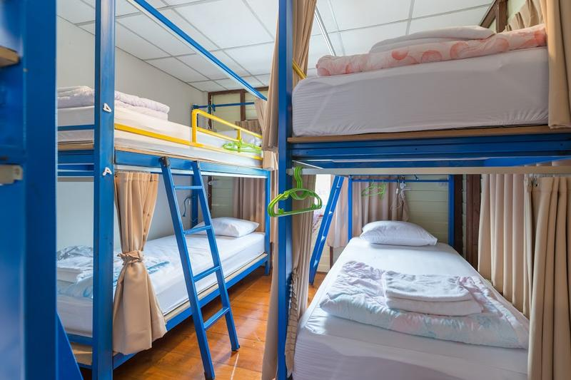 HOSTEL - NTY Hostel Nearby Suvarnabhumi Airport