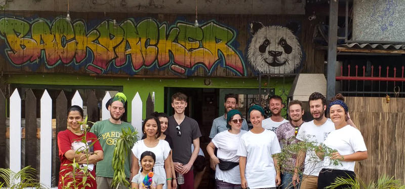 Backpacker Panda, Appetite- Mumbai