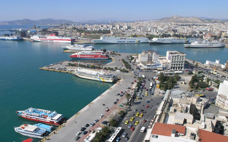 Stacs Athens Port