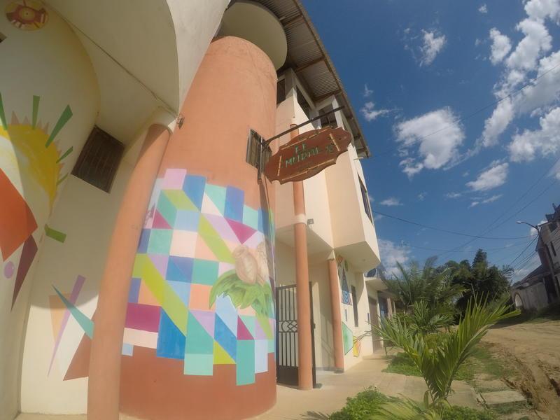 El Mural Hostel