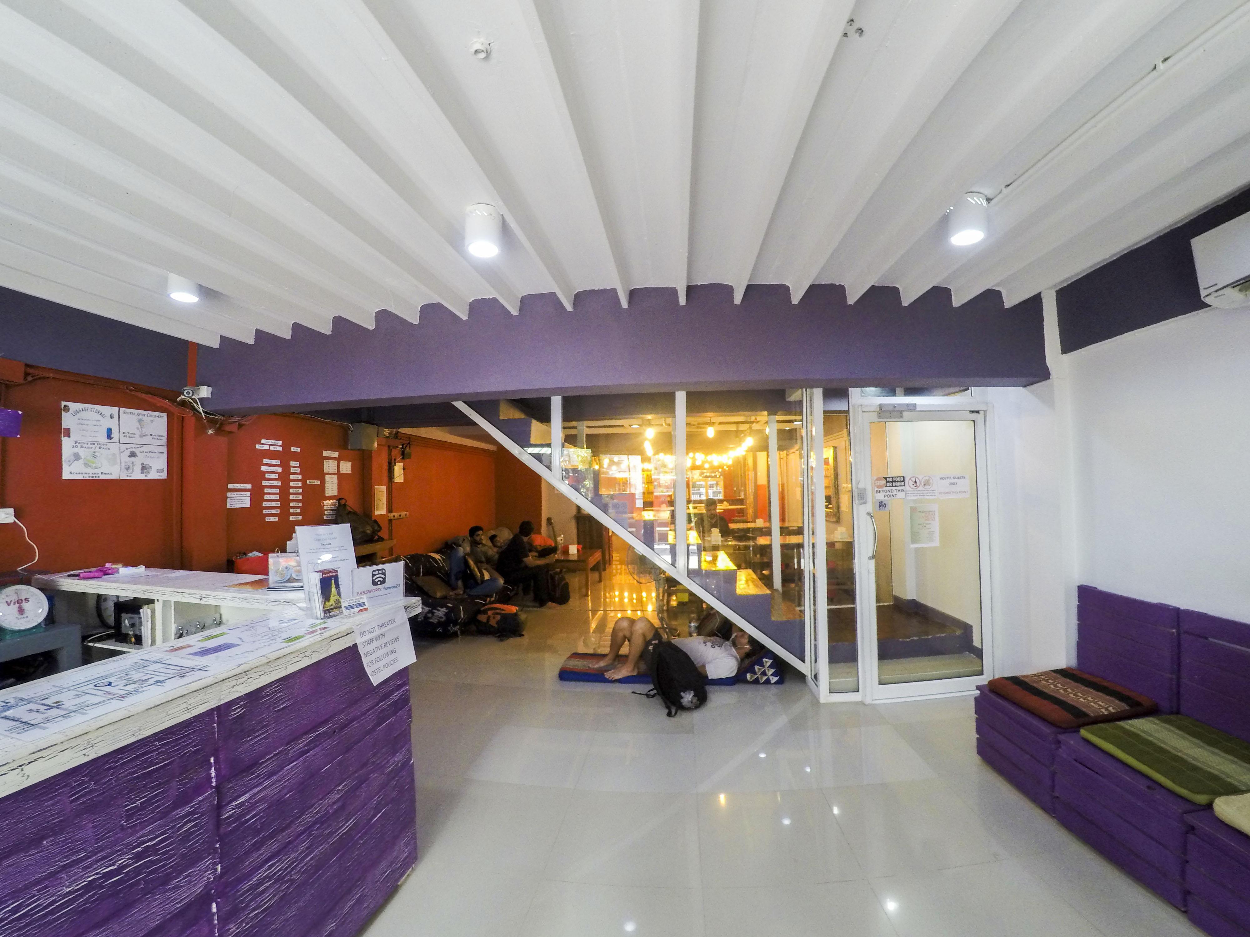 HOSTEL - Fun Wan Party Hostel