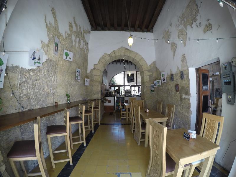 Amatle Café Orgánico Hostel