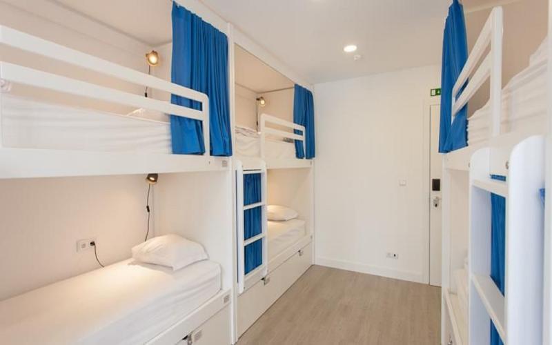 Be Lisbon Hostel