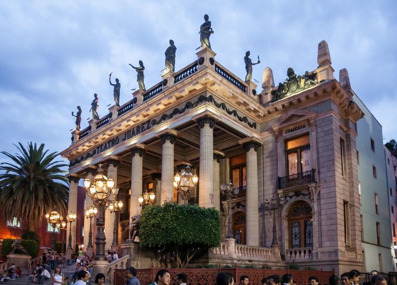 Hostel & Bar Encounter Guanajuato