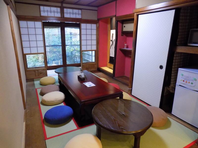 HOSTEL - HOSTEL WASABI Kyoto Machiya Soba